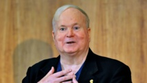 US 'Prince of Tides' author Pat Conroy dead at 70