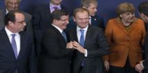 EU pushes for 'breakthrough' Turkey migrant deal next week