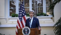 As Syria talks near, Kerry works with Saudi allies