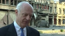 Syrian sides submit 'documents' on political deal: UN envoy