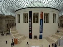 Protesters target British Museum over BP links