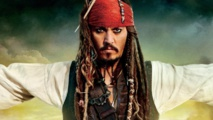 'Pirates of the Caribbean' star visits war-scarred east Ukraine