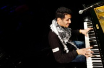 Syrian pianist plays to Germans' hearts