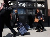 Gannett maintains offer for LA Times owner