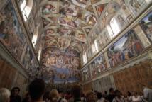 Sistine Chapel takes a trip to Mexico