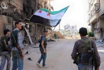 West slams Syria's regime over Daraya bombings