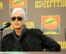 Zeppelin's Page likens 'Stairway' to 'Mary Poppins' song