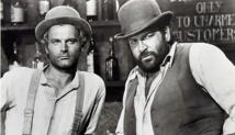 Spaghetti western film star Bud Spencer dies