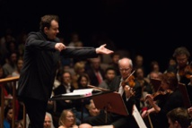 Star conductor Nelsons quits legendary Wagner festival