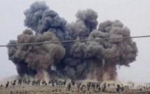 US-led coalition raids kill 15 civilians in Syria