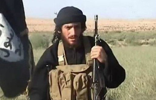 IS says spokesman Adnani killed in Syria's Aleppo