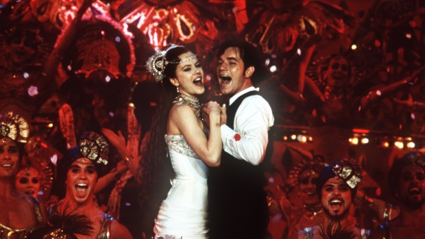 Baz Luhrmann's 'Moulin Rouge!' to hit stage as musical