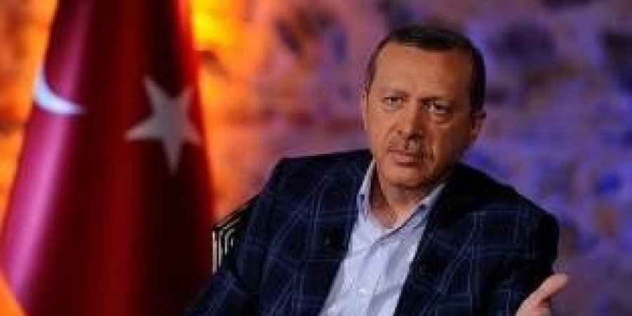 Erdogan says Kurd militia not moved east of Euphrates despite claims