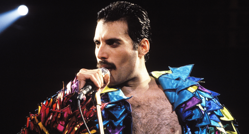 Asteroid named for Freddie Mercury on 70th birthday