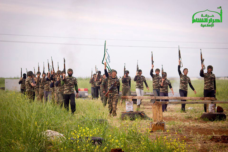 Syrian rebels Ahrar al-Sham reject truce: group