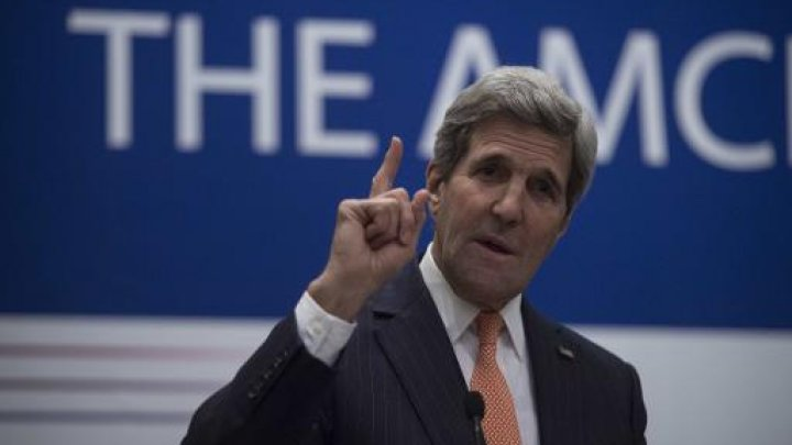 Kerry laments lack of Syria options in leaked audio