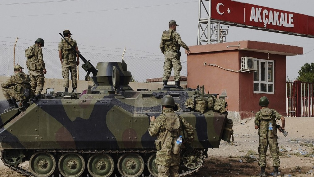 Turkey extends mandate for troops in Iraq, Syria