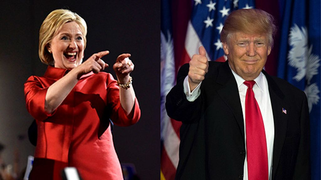 Trump, Clinton toss red meat to supporters in final debate