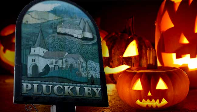 England's 'most haunted village' gears up for Halloween