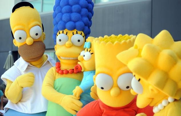 'The Simpsons' renewed through historic season 30