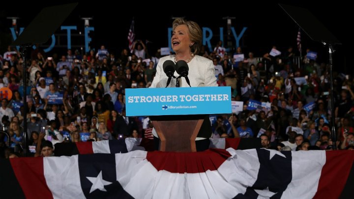 For American women, Clinton could end a very long wait