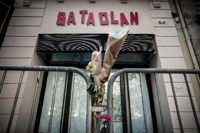 Sting reopens Bataclan a year after Paris massacre