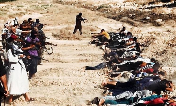 Two Yazidi mass graves found near Iraq's Sinjar