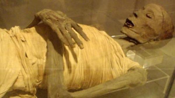 Egyptian mummies virtually unwrapped in Australia