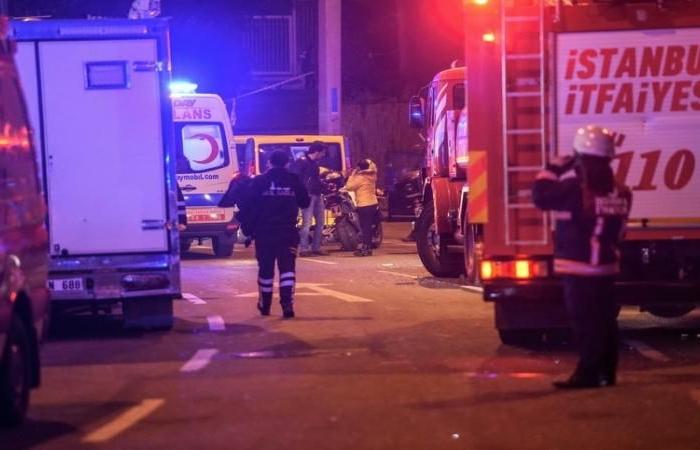 Major bomb attacks in Turkey