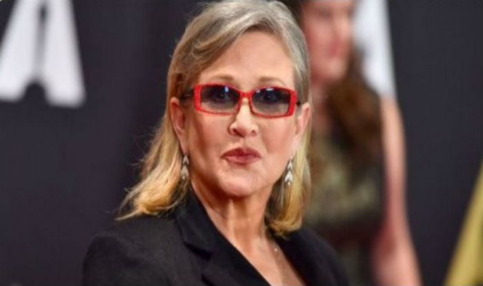 Hollywood's 'princess' Carrie Fisher dead at 60