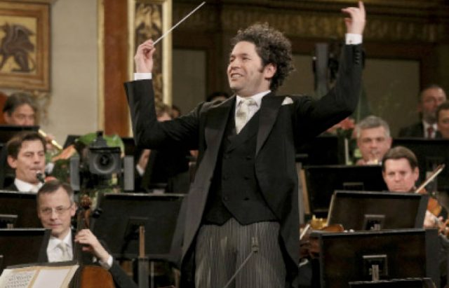 Young maestro dazzles at Vienna New Year's Concert