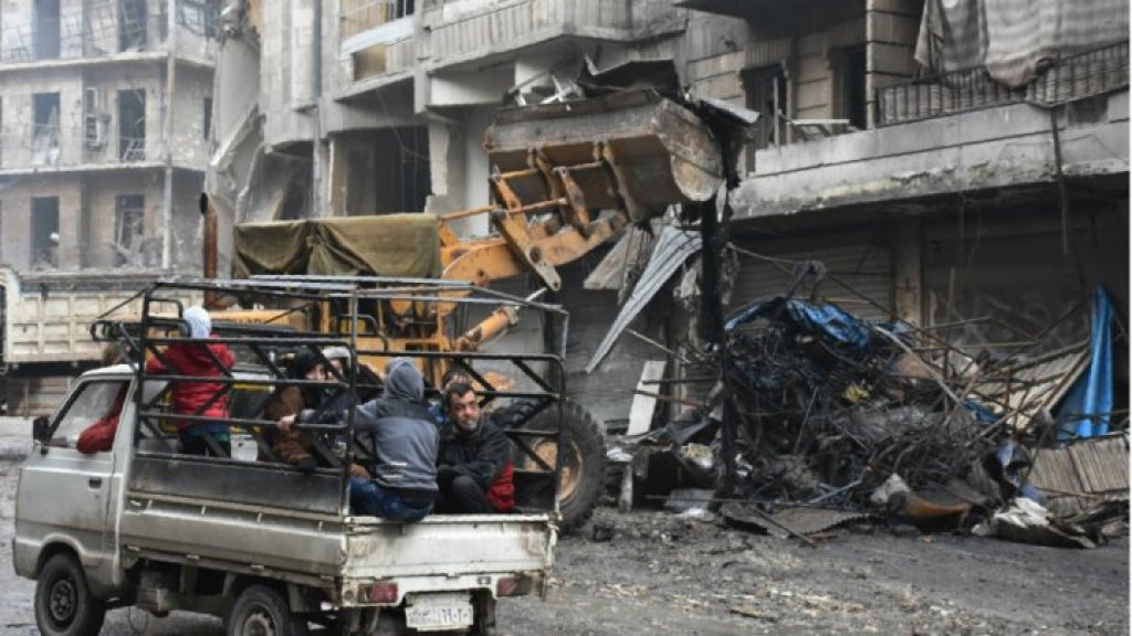 Fighting puts Syria peace negotiations at risk