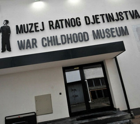 Telling stories of wartime childhood in Bosnian museum