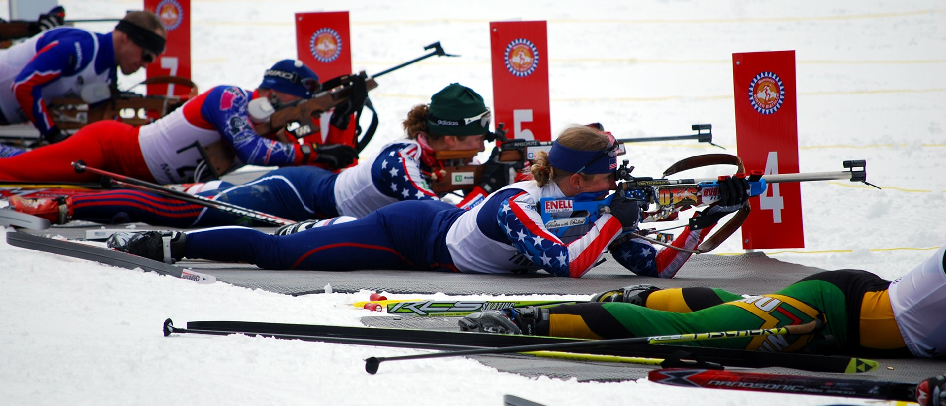Biathlon: Russia's Glazyrina banned from doping-hit worlds