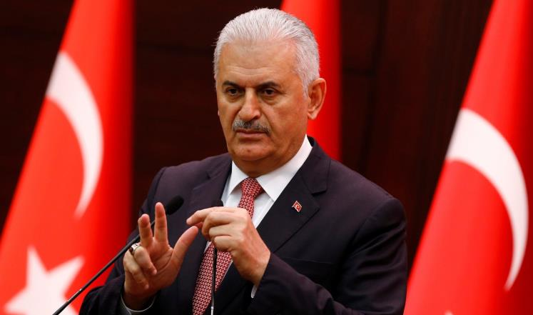 Turkey PM accuses Greek Cypriot govt of stalling talks