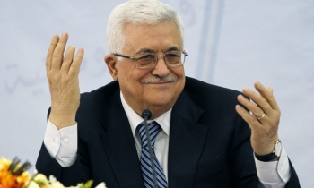 Trump invites Palestinian leader Abbas to White House 'soon'