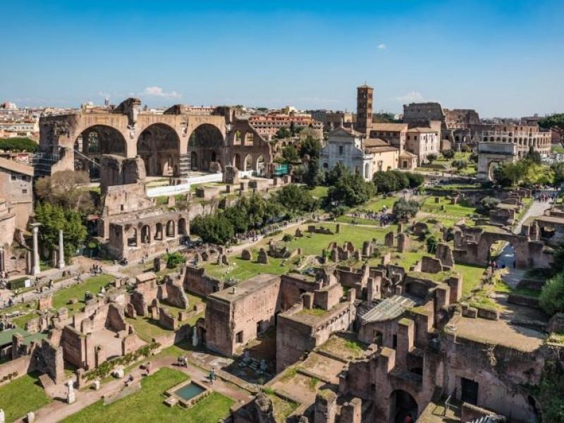 Stroll in Emperor Nero's garden with Rome virtual tour