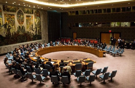 UN Security Council adopts resolution protecting heritage