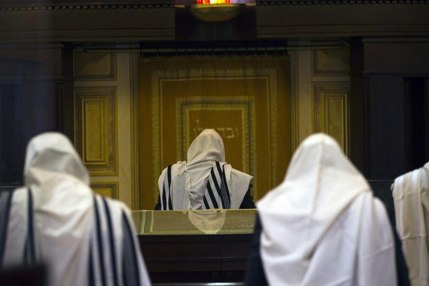 Egypt's last Jews aim to keep alive heritage