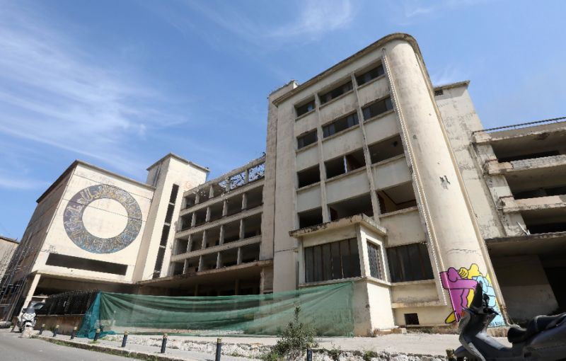 Demolition of decades-old Lebanese brewery begins