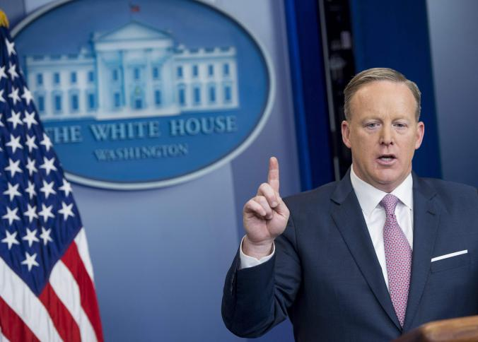 Trump spokesman apologizes for 'insensitive' Hitler reference