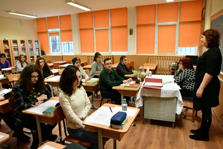 In Romania, Latin holds out