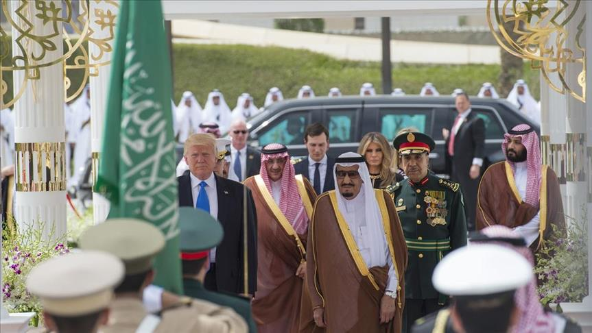 Trump seeks to win over Muslim leaders with Islam speech