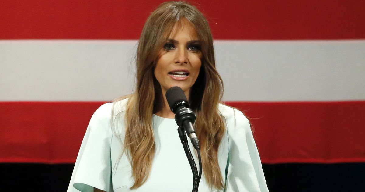 What Melania Wore: First lady's Saudi style a big deal