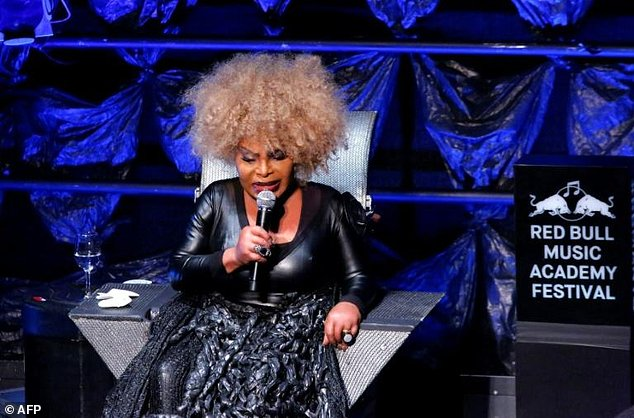 Brazil's immortal diva Elza Soares vows to sing until end