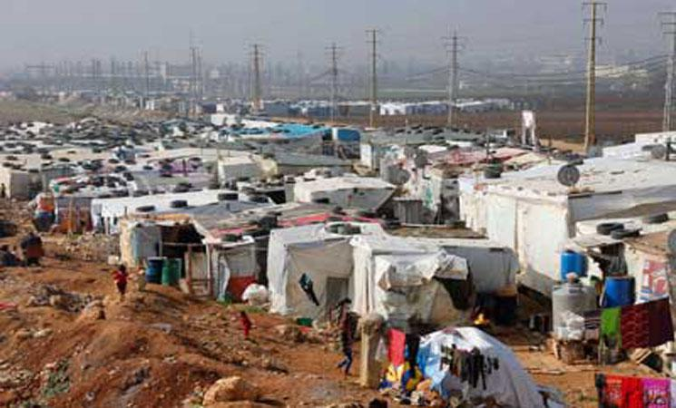Jordan has 'hit limit' hosting Syrian refugees