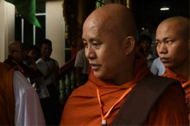 Portrait of Myanmar's 'Buddhist Bin Laden' chills Cannes