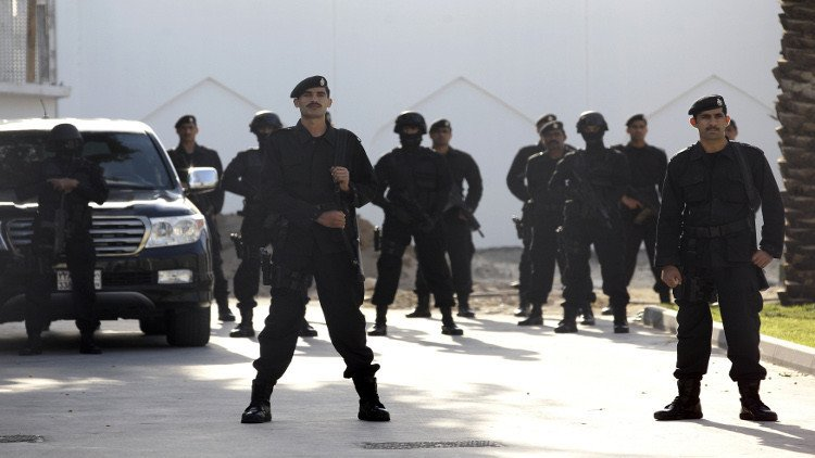 Five killed as Bahrain police open fire on Shiite protest