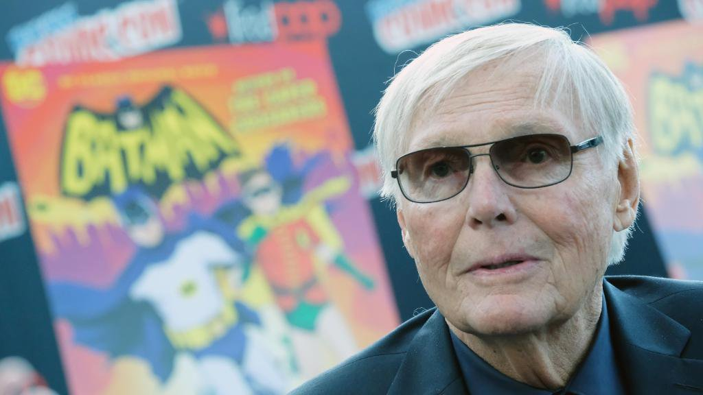 Adam West, star of hit TV series 'Batman', dies at 88