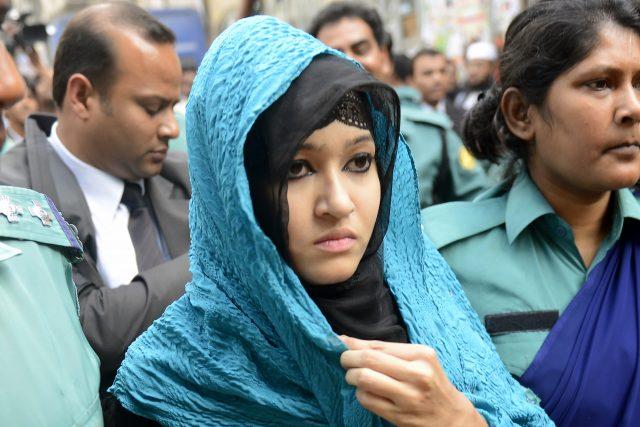 Bangladeshi actress' film to faith tale proves smash hit